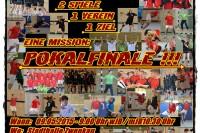 Pokalfinale: weibliche Jugend B & männliche Jugend B