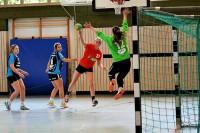 Bezirkspokal Frauen 1. Runde (06.09.2015) & Trainingsspiel wJB