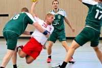 Spielbericht: 1.Männer leider mit 2. knapper Niederlage im 2. Spiel (27.09.2015)
