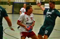 Spielbericht: 2. Männer verlieren nach intensiven Spiel gegen Tabellen-3. aus Zwenkau (08.11.2015)