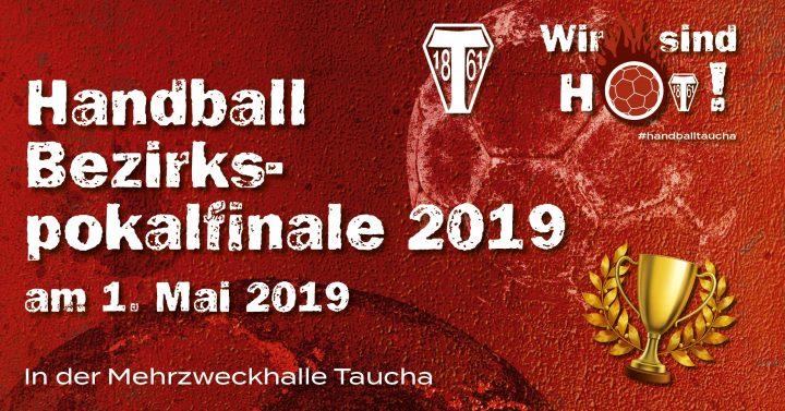 "Handball Bezirkspokalfinale 2019 – ""Leipzig-Pokal"""