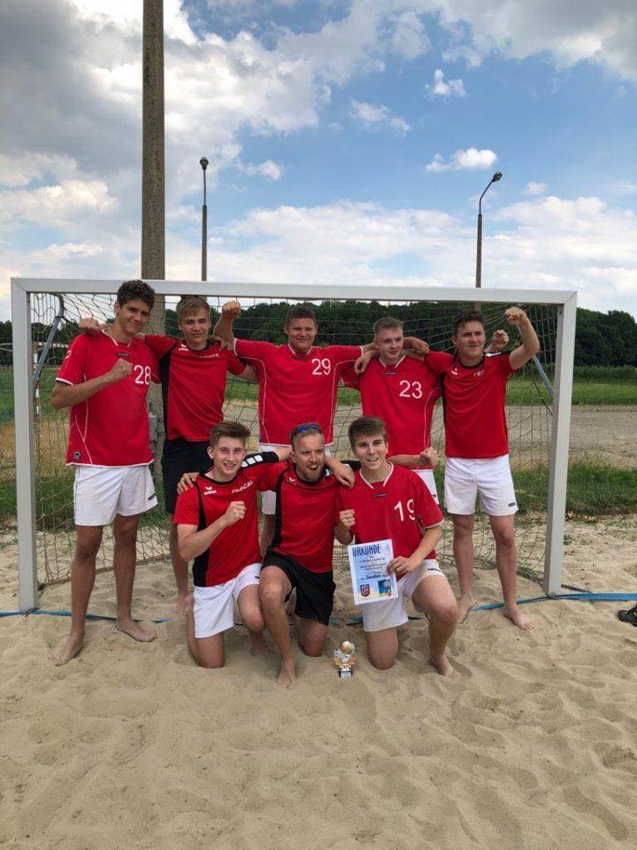 🔥 mJB Zweiter beim Beach-Cup vom LSV Südwest