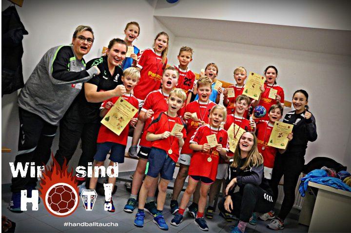 🔥🔥🔥 Wettkampfpremiere für unsere Jüngsten